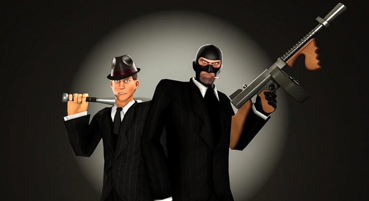 Стреляющий комиссар в мафии