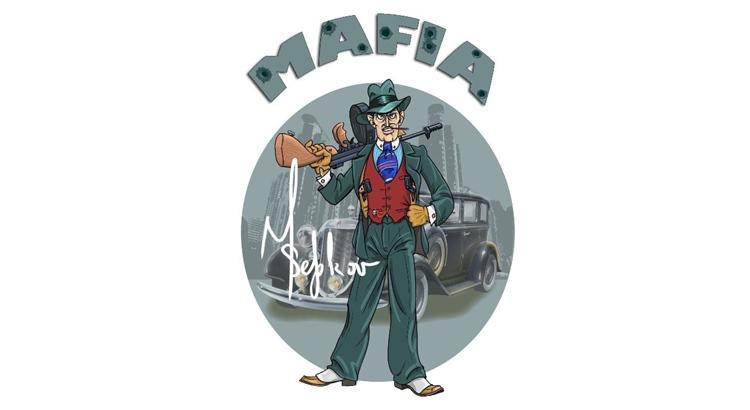 карточки мафии классика