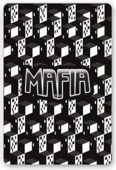 Рубашки для карт мафия