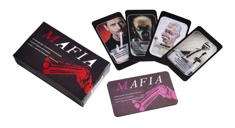 Мафия игра для настоящих мужчин