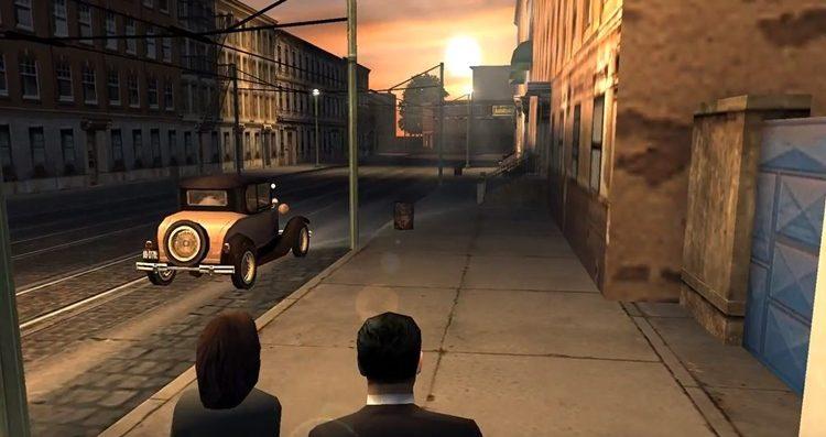 Прохождение игры Mafia