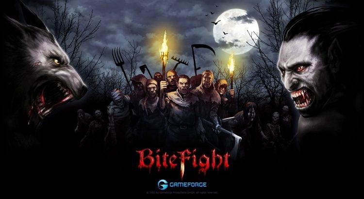 Игра Вампиры против Оборотней