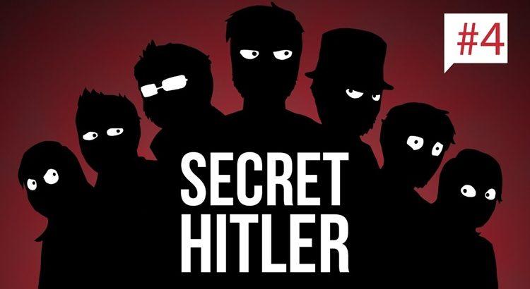 Secret Hitler настольная игра