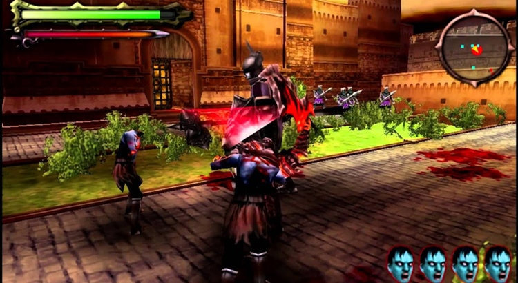 Игра Undead Knights