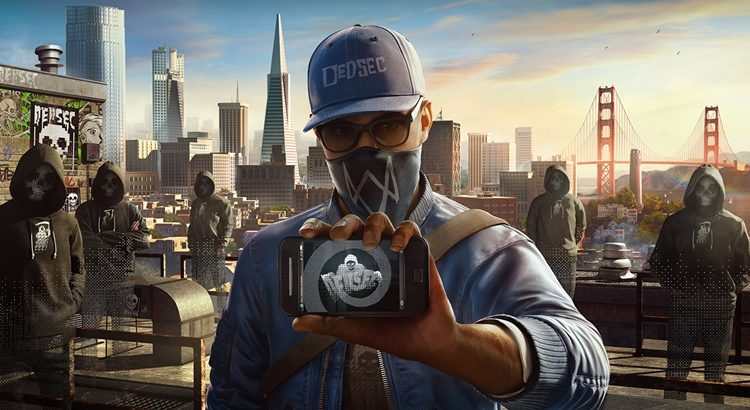 Игра Watch Dogs