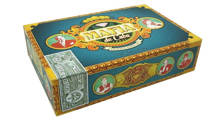 Настольная игра Мафия де Куба