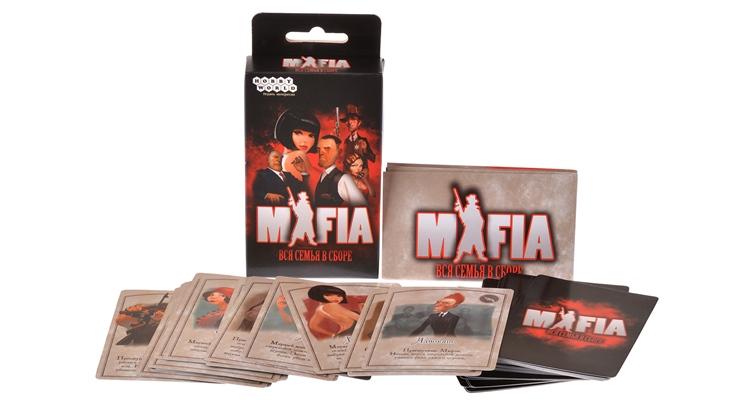 Сколько карт в игре Мафия вся семья в сборе